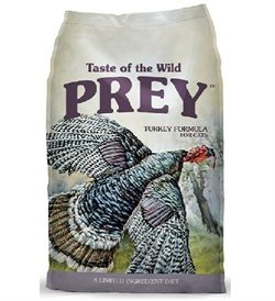 Taste Of The Wild Turkey Prey Dry Cat Food Reviews