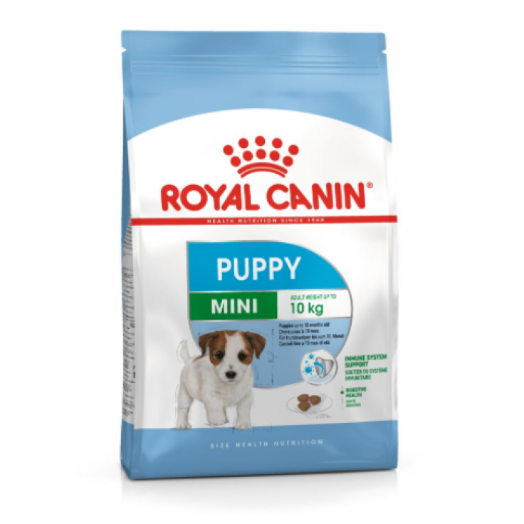 royal canin mini puppy 2 kg new pack of mini junior pets on click. Black Bedroom Furniture Sets. Home Design Ideas