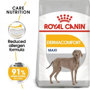 CANINE CARE NUTRITION MAXI DERMACOMFORT 10 KG