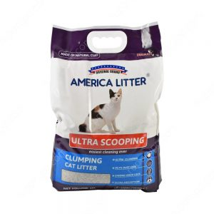 AMERICA LITTER ULTRA SCOOPING