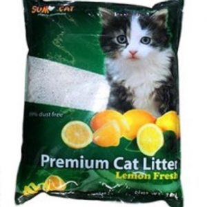 SUMO CAT LITTER LEMON 10L