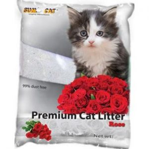 SUMO CAT LITTER ROSE 10L