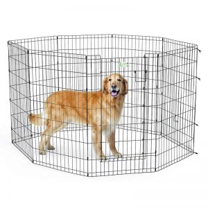Crates and Exercise Pens